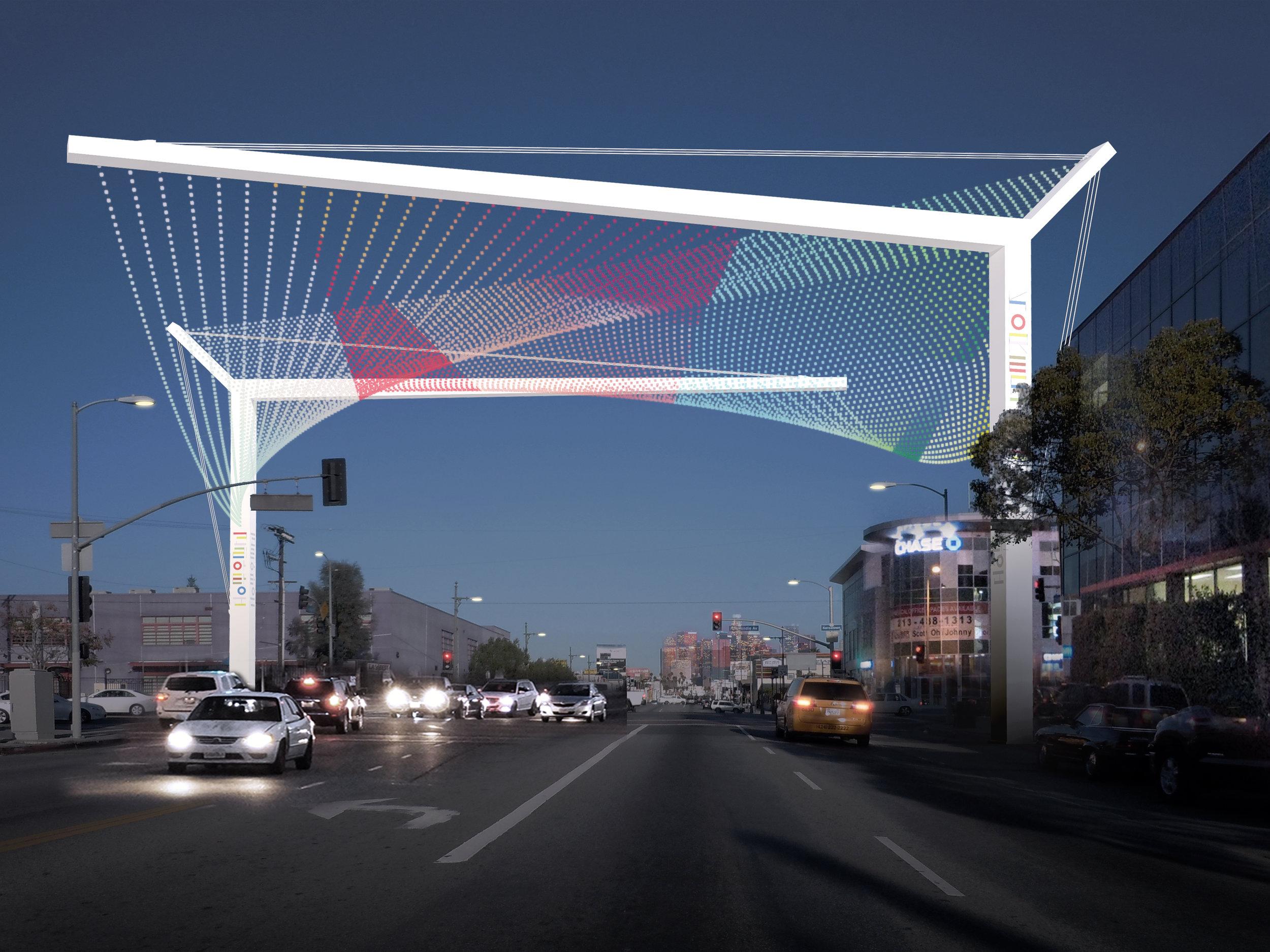 Koreatown Gateway Moving Forward — JFAK Architects