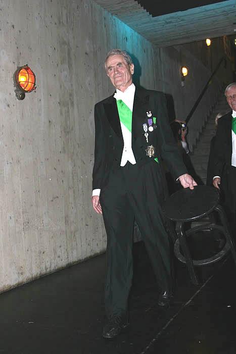(fotograf Øyvind Tappel) Pensjonert Herold, StHH Bjørn Tveite.