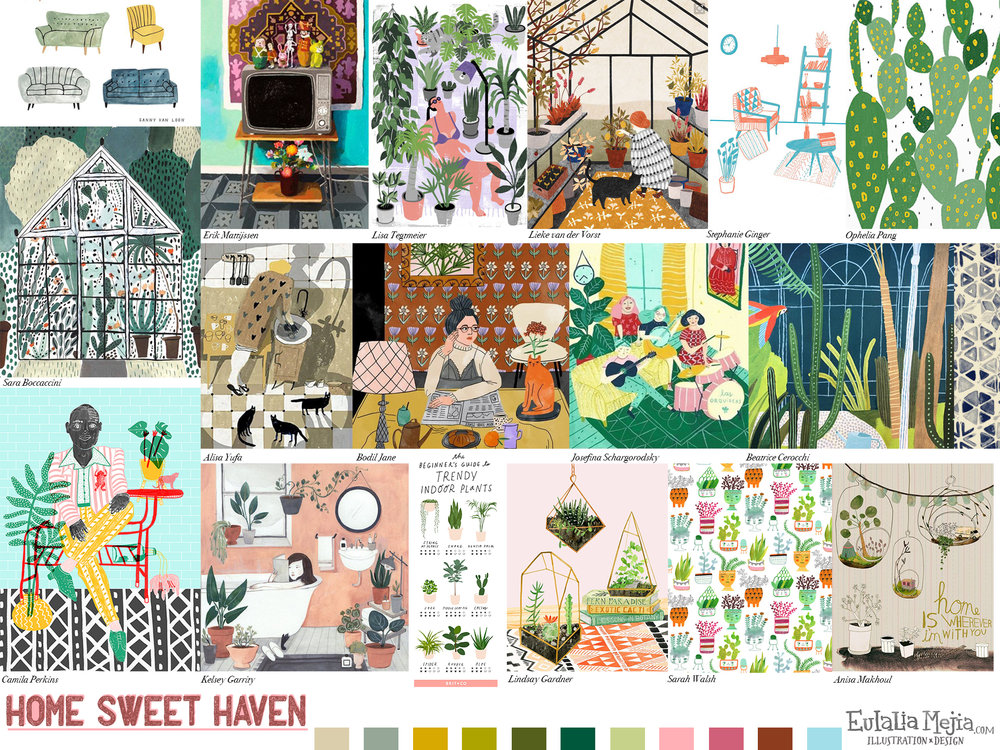 Inspiration Home Sweet Haven