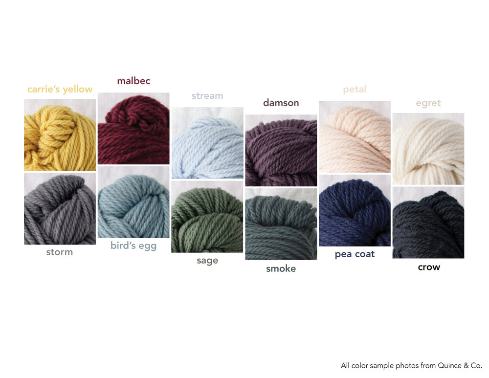 everyday infinity cowl colors