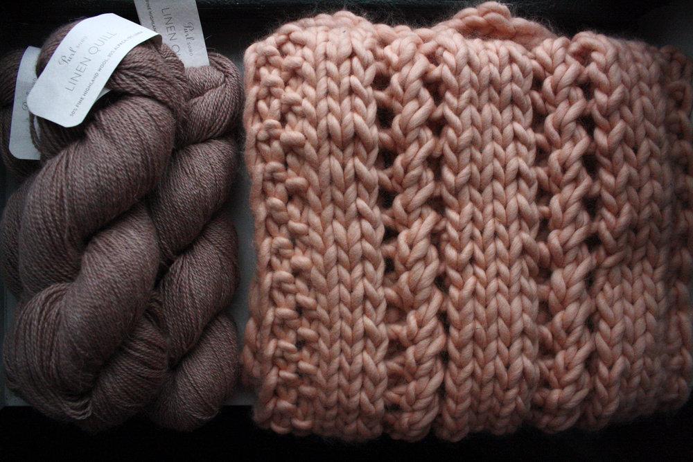natural fibers -