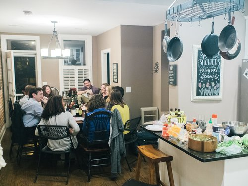find community — the table: a family of churches in dc