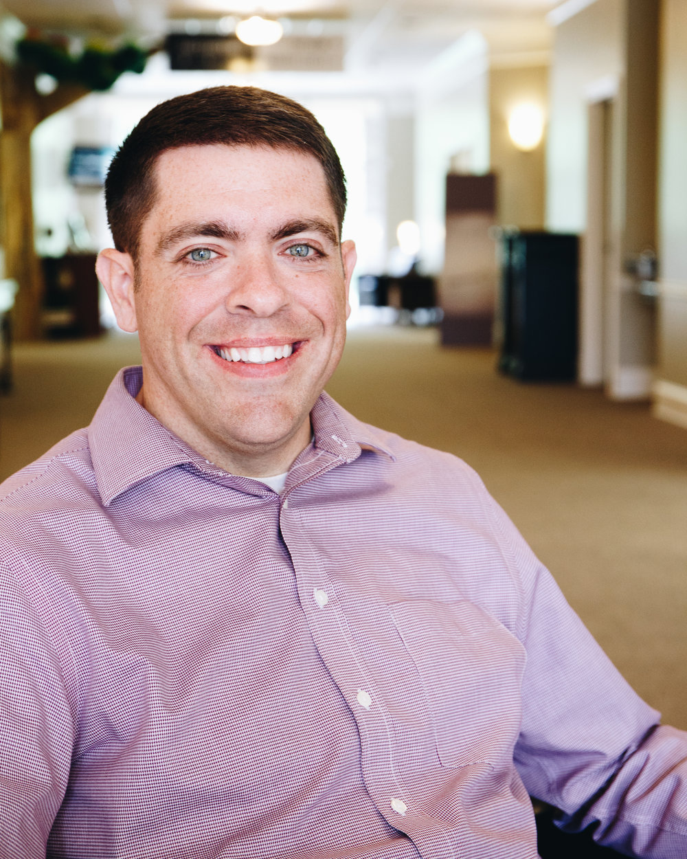 David Elmore    Executive Pastor