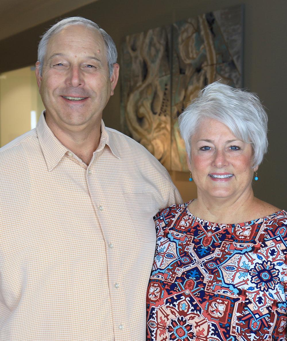 Gary & Laurette Thiemann