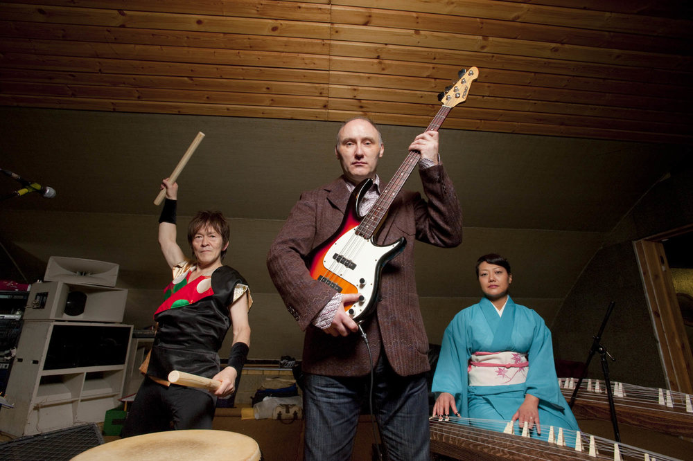 Jah Wobble & The Nippon Dub Ensemble
