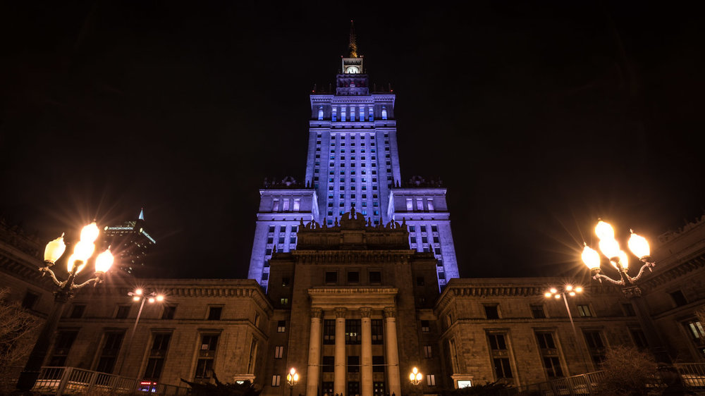 Historic Monument: The Palace of Culture