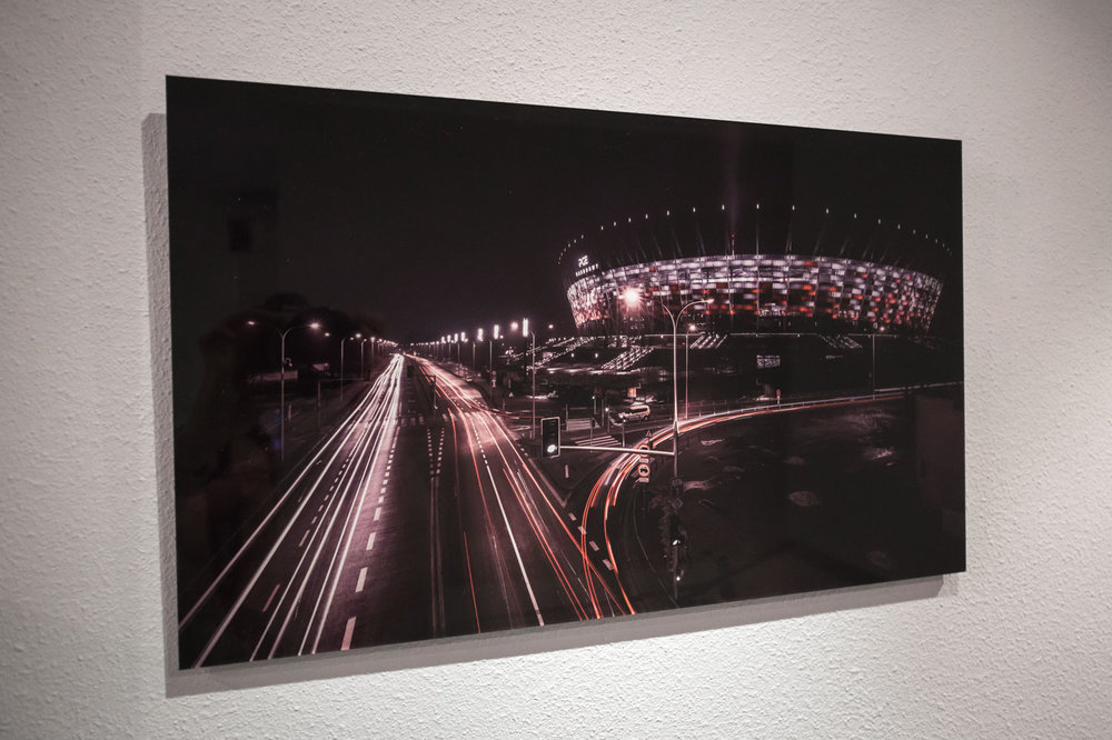 Saal Digital GalleryPrint: PGE Narodowy - National Stadium Warsaw