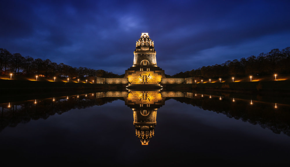 Final Result: The Monument to the Battle of the Nations in Leipzig