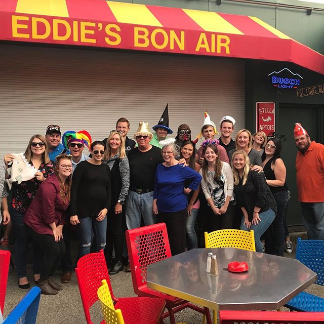 As always, a great time was had by all at our Annual Fast Eddie's trip! #Cheers #AgencyLife
