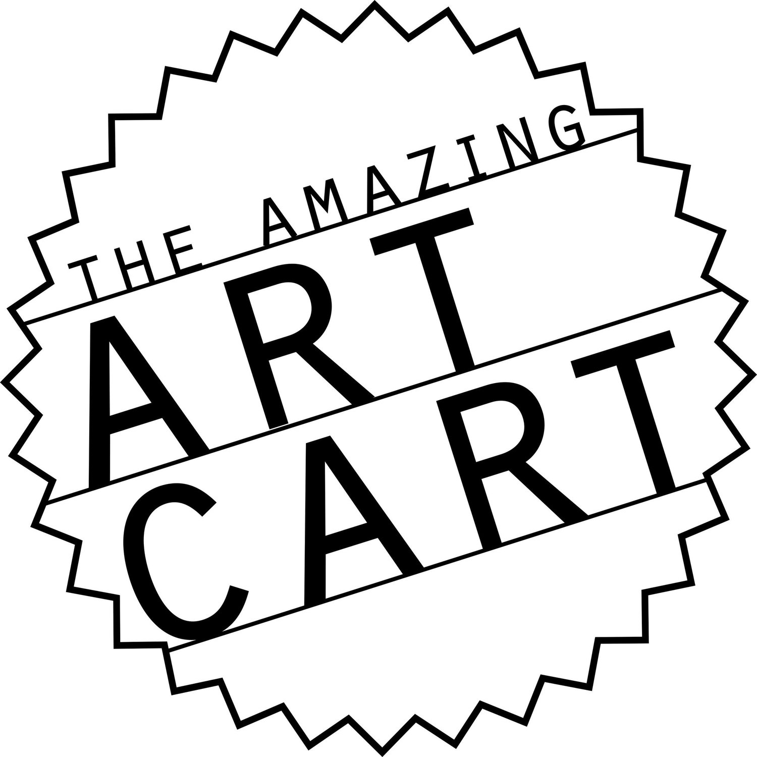 The Amazing Art Cart