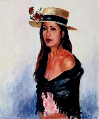 17 Girl with Flowered Hat.jpg