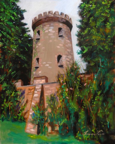 Pepper Pot Castle, Powerscourt