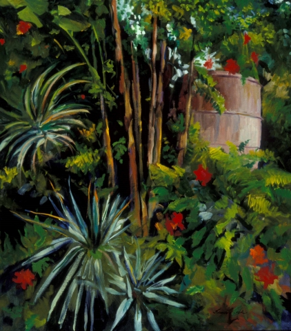 Venezuelan Garden