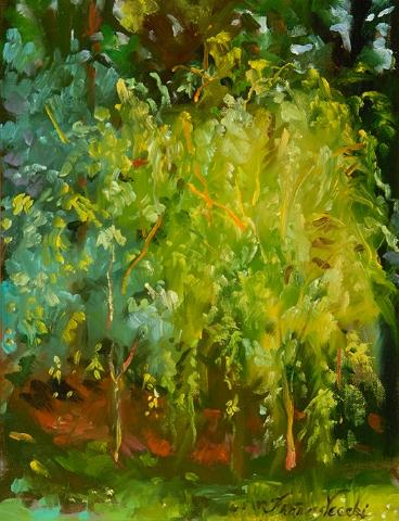 Summer Trees