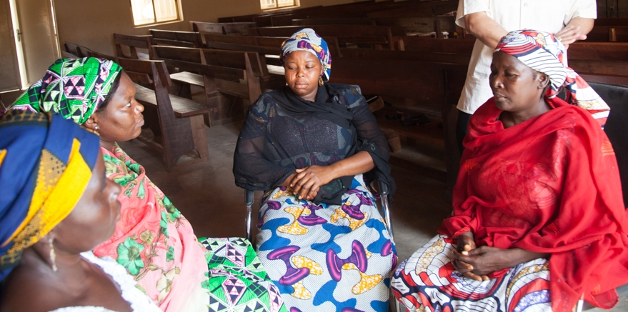 Widows of Boko Haram Attacks share their story with us.