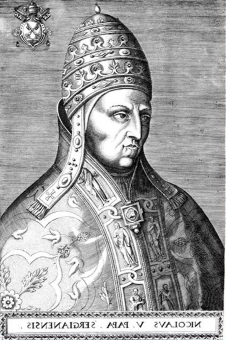 Pope Nicholas V