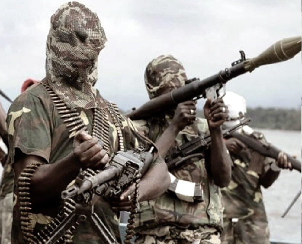 Boko Haram Terrorists (Wiki Commons)