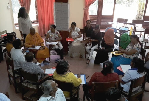 IPT Team Training in Kandy, Sri Lanka