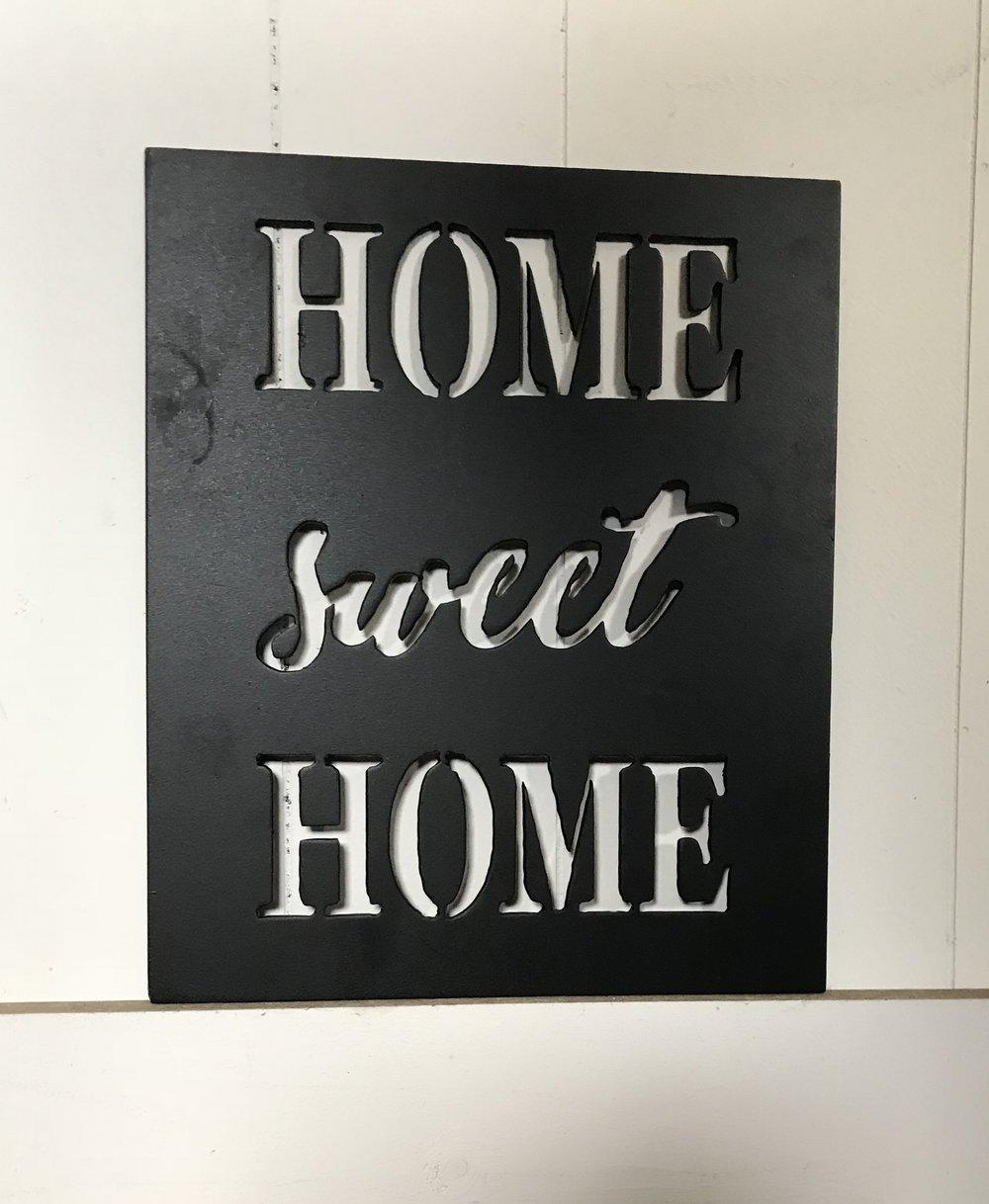 Sandhills Welding: Custom Plasma Art and Yard Signs, Powder Coating ...