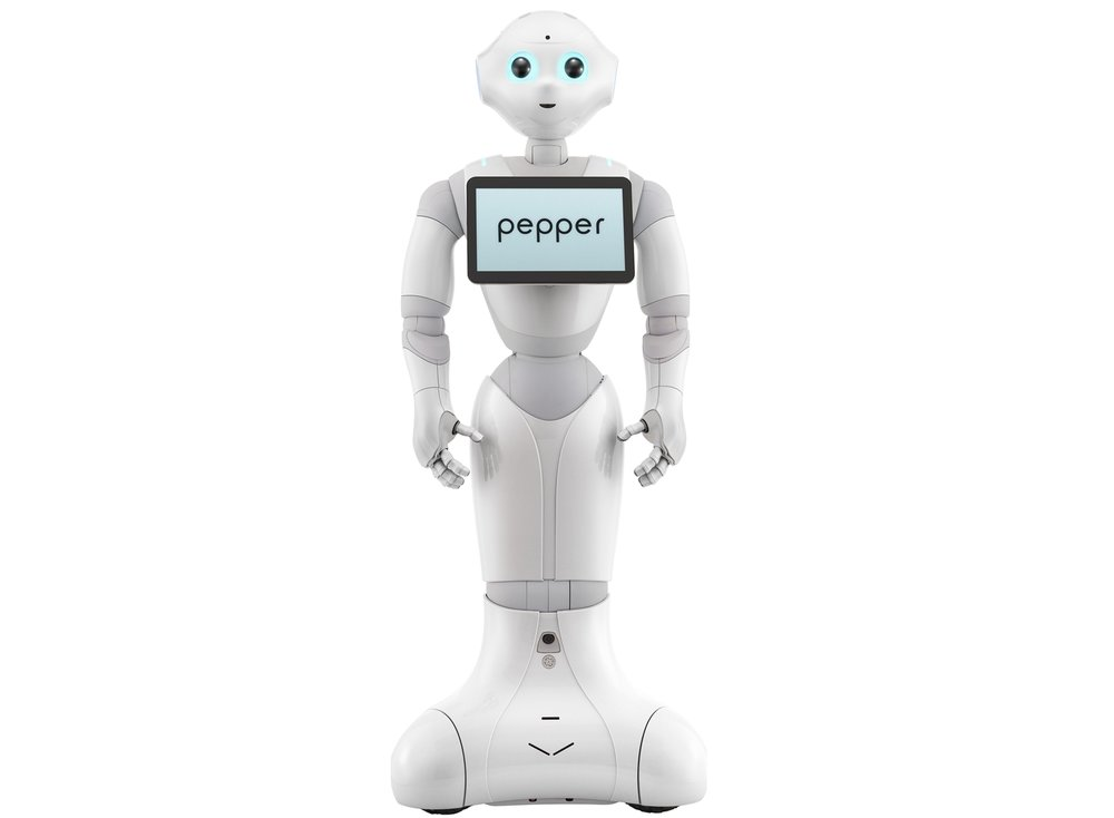 Buy Pepper Robot | Purchase Pepper In The UK | Pepper Distributor UK | UK Pepper Reseller