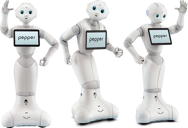 Buy Pepper UK | Purchase Pepper Robot UK | Buy Pepper UK Robot