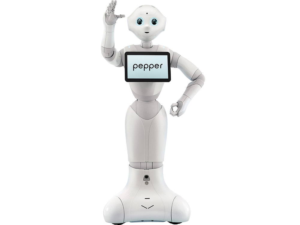 Copy of Pepper The Robot