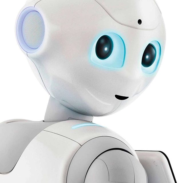 Pepper The Robot - Now available from robotsoflondon.co.uk