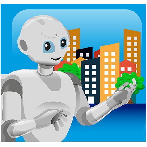 Robot Estate Agent Software