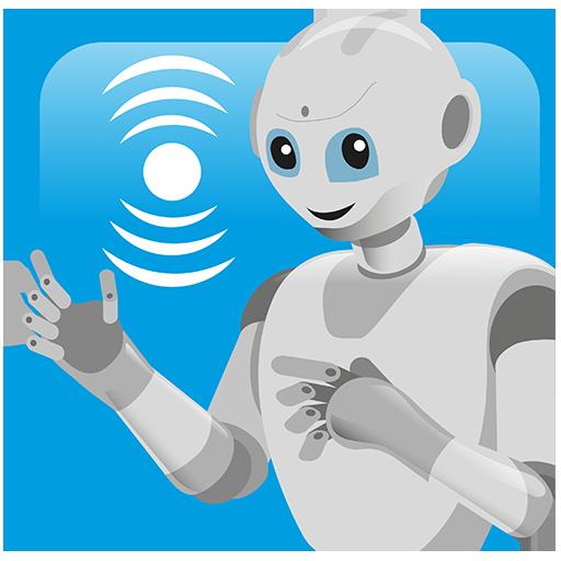 Robot Keynote Speaker Software