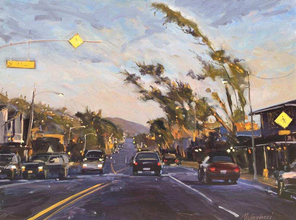 Afternoon Drive by Bluebird Cyn