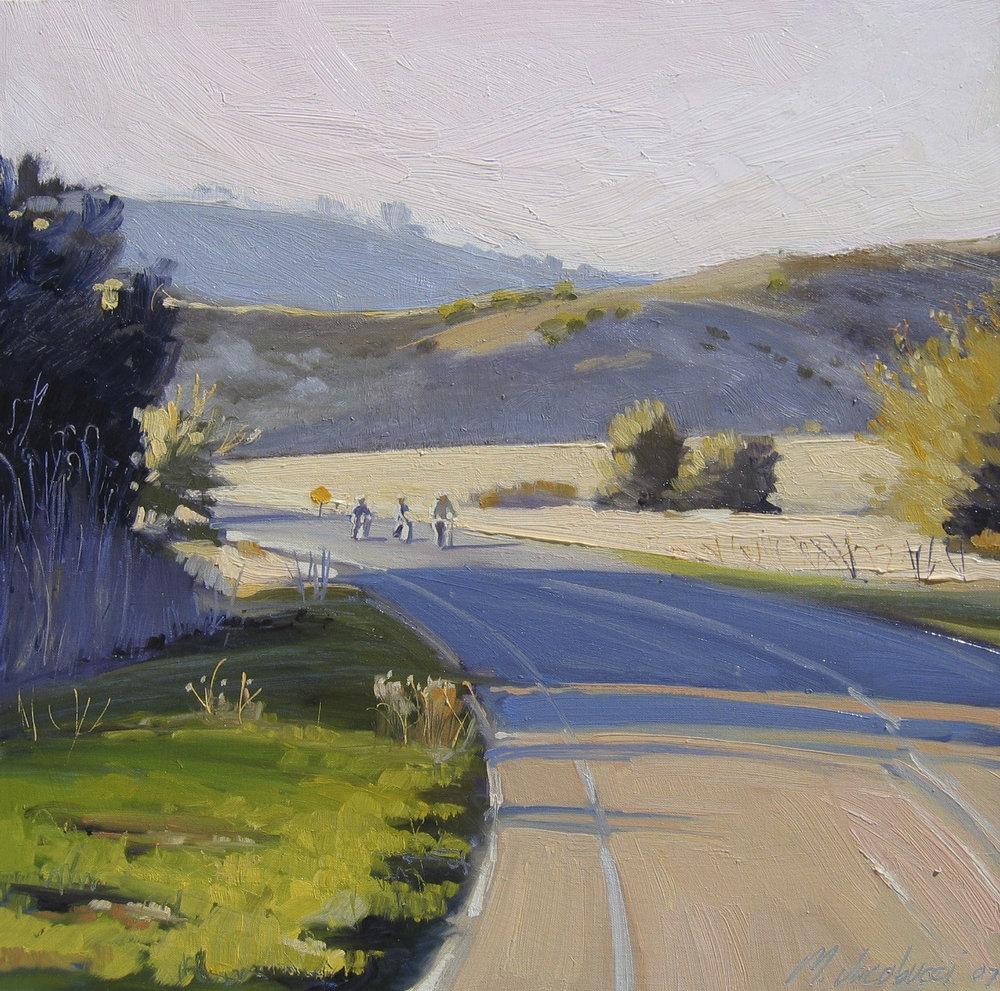 Aliso Canyon Bike Trail