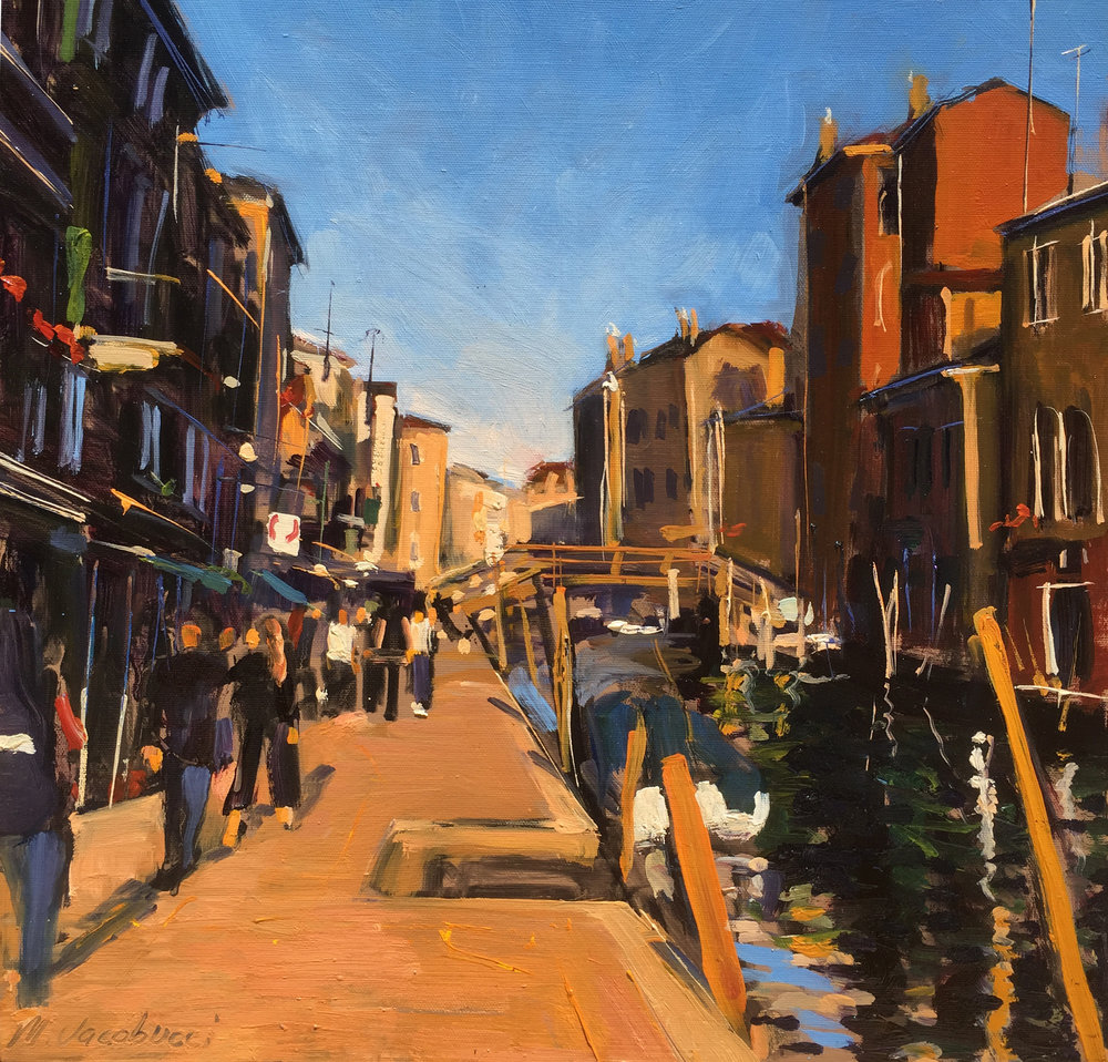Cannareggio District Venice