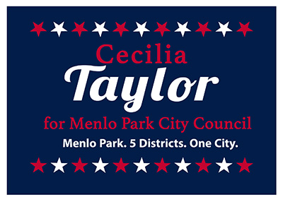 Cecilia Taylor for Menlo Park City Council