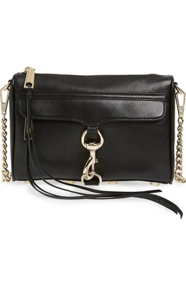 Rebecca Minkoff MAC Crossbody Bag (Size Mini)