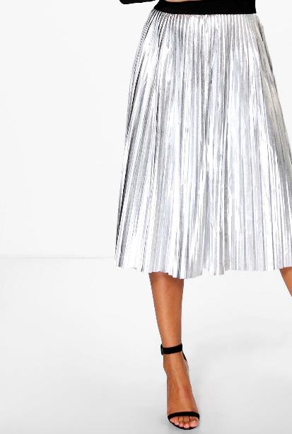 Pleated Skirt Option 2