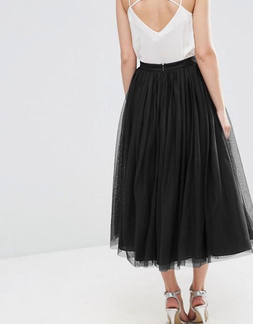 Tulle Prom Skirt