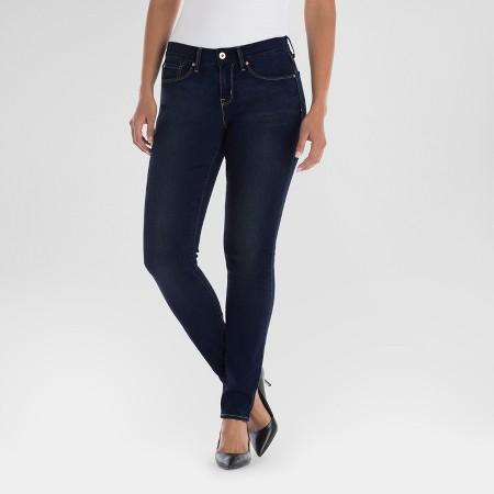 DENIZEN® from Levi's® Women's Curvy Skinny Jeans - Flip