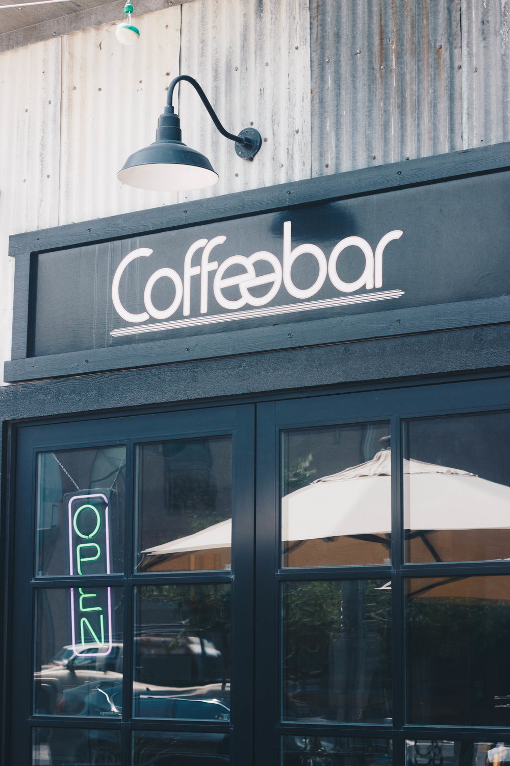 Coffeebar is a perfect summation for North Lake Tahoe/Truckee. It's relaxed, it's welcoming, and a little bit eccentric.