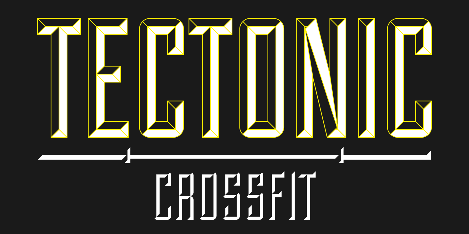 Tectonic   CrossFit