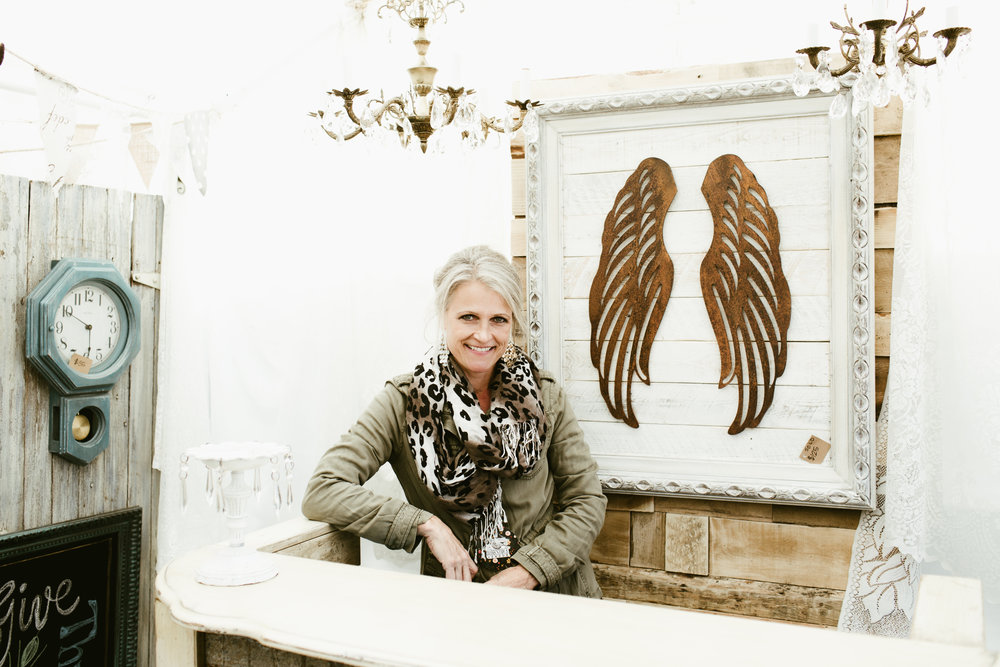 Beth Wakefield, The Green Dresser Omaha, Nebraska