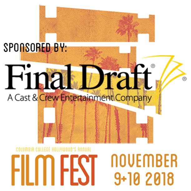 Sponsorship Announcement: @finaldraftscreenwriting has joined this year's festival as a sponsor! A free download of their software will be a part of the top three winning film's prize packages. . . . .  #cchfilmfest2018 #cchfilmfestival #cchfilmfest #columbiacollegehollywood #shortsfestival #collegefilmfest #finaldraft #sponsorship