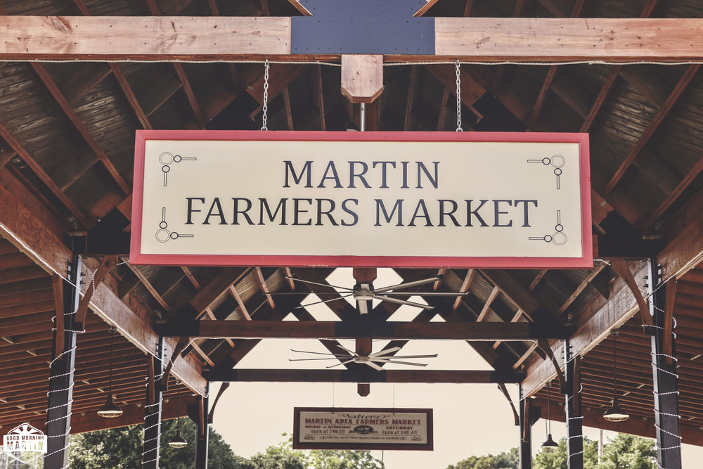 Martin Farmers Market