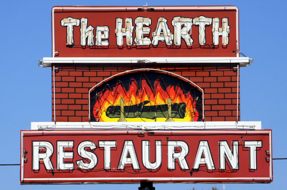 The Hearth Restaurant - 613 N Lindell St, Martin, TN 38237(731) 587-9700
