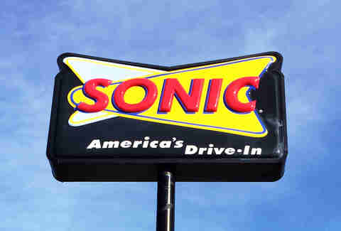 Sonic Drive-In - 413 N Lindell St, Martin, TN 38237