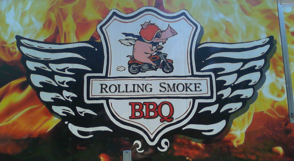 Rolling Smoke BBQ - Time open seasonal