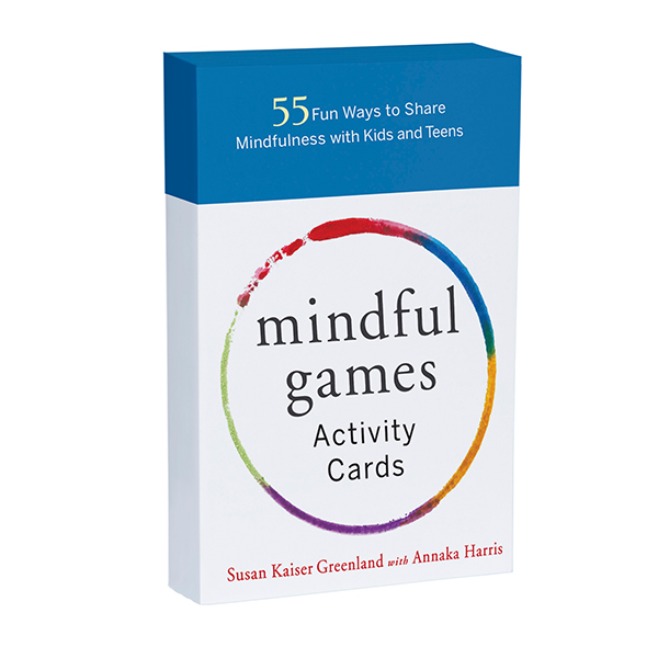 Mindful Games Book and Activity Cards — Susan Kaiser Greenland