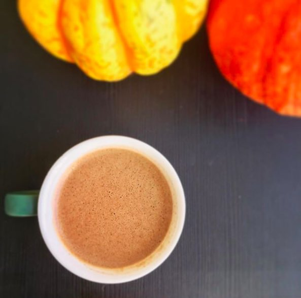 Energy Boost - MACA-CCINO RECIPE