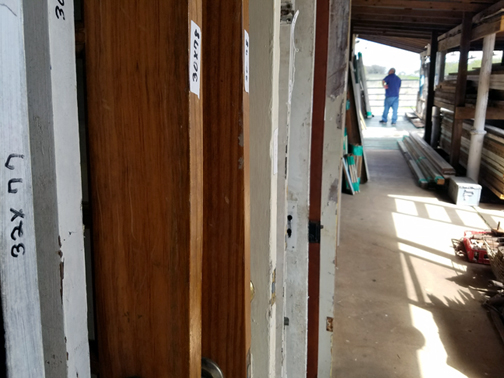 Salvage and Doors