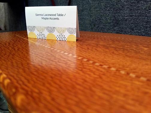 Leslie Ravey Table