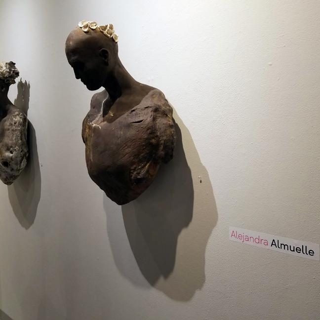 Alejandra Almuelle at the Dougherty Arts Center